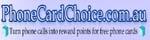 phonecardchoice.com.au coupons