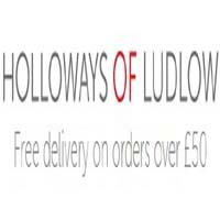 hollowaysofludlow.com coupons